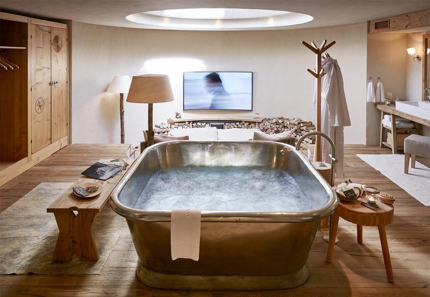 Hotel Guarda Val laat je genieten op hoog niveau. © Hotel Guarda Val