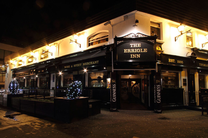 Belfast: Errigle Inn. © The Erringle Inn