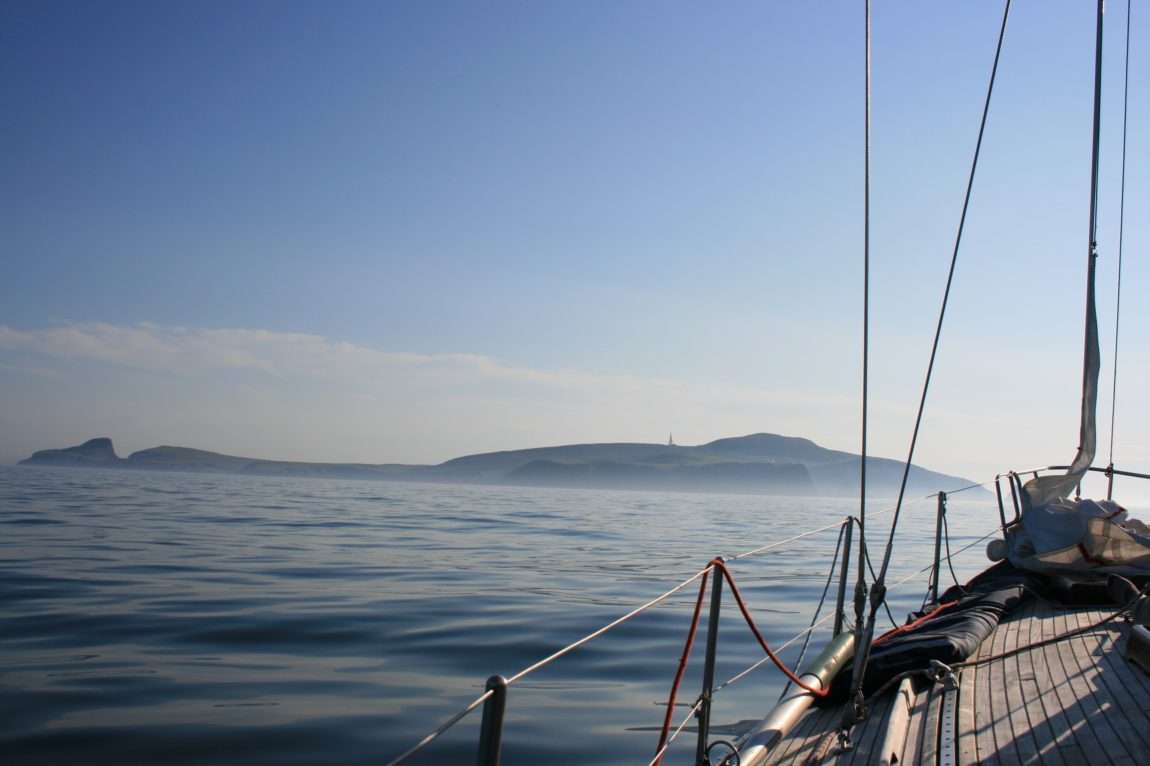 Fair Isle like few have seen the island before