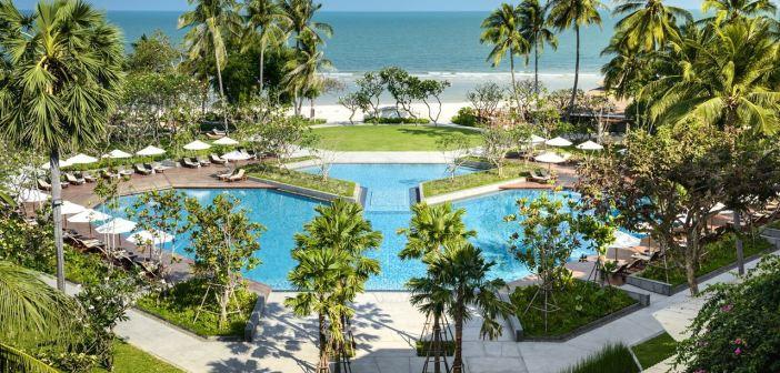 Voor €649 in SEPTEMBER 9 dagen strandvakantie CHA AM inclusief vlucht + 4*The Regent Cha am Beach Resort + Ontbijt