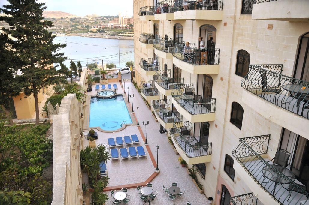 Bizar goedkoop! €105 voor 5 Dagen Malta inclusief vlucht + White Dolphin hotel