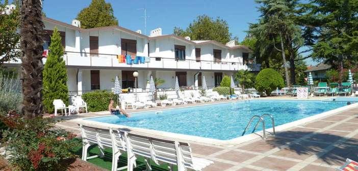 €112 voor 8 dagen ITALIAANS Lido di Jesolo in SEPTEMBER inclusief vlucht + hotel