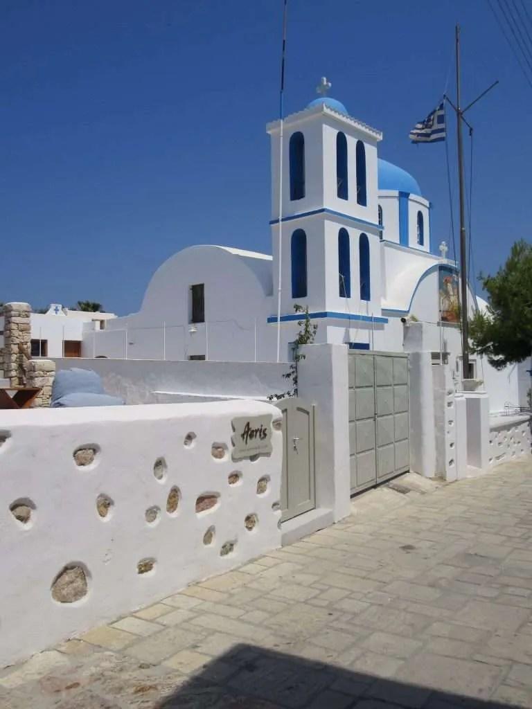 Koufonisia kerk cyladen