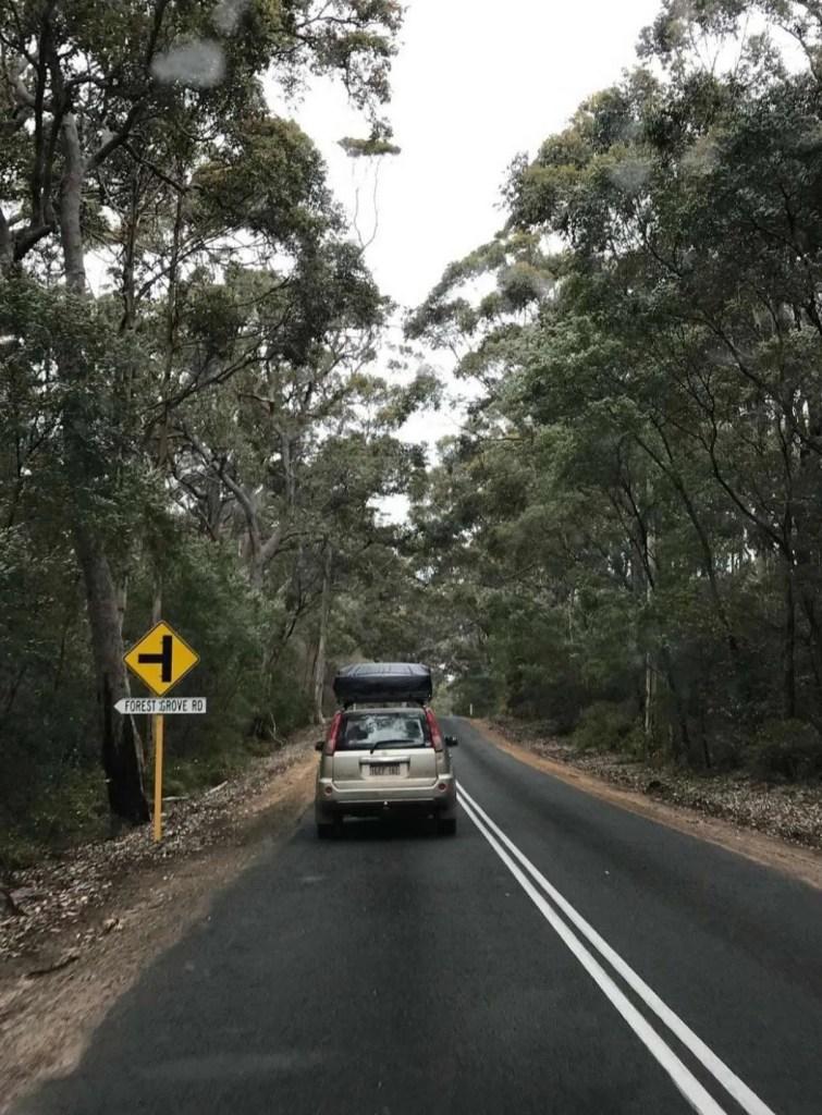 Roadtrip Australië
