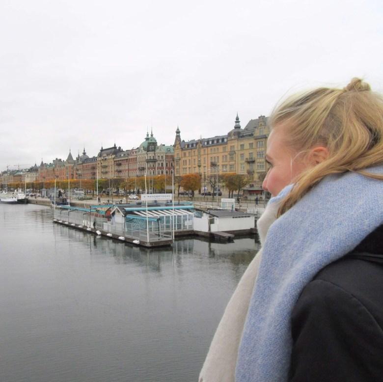cityview skyline Stockholm