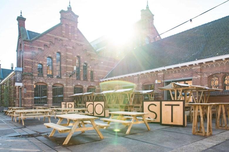 Brouwerij Troost Westergas Amsterdam