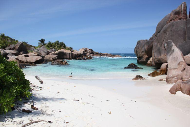 Eilandhoppen Seychellen Anse Coco