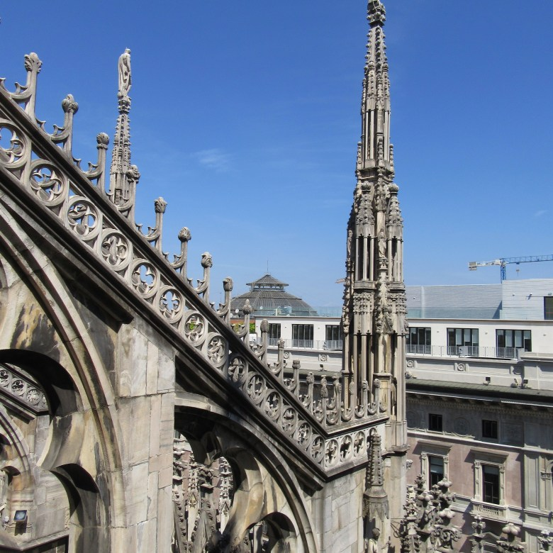 Duomo di Minano uitzicht over de stad