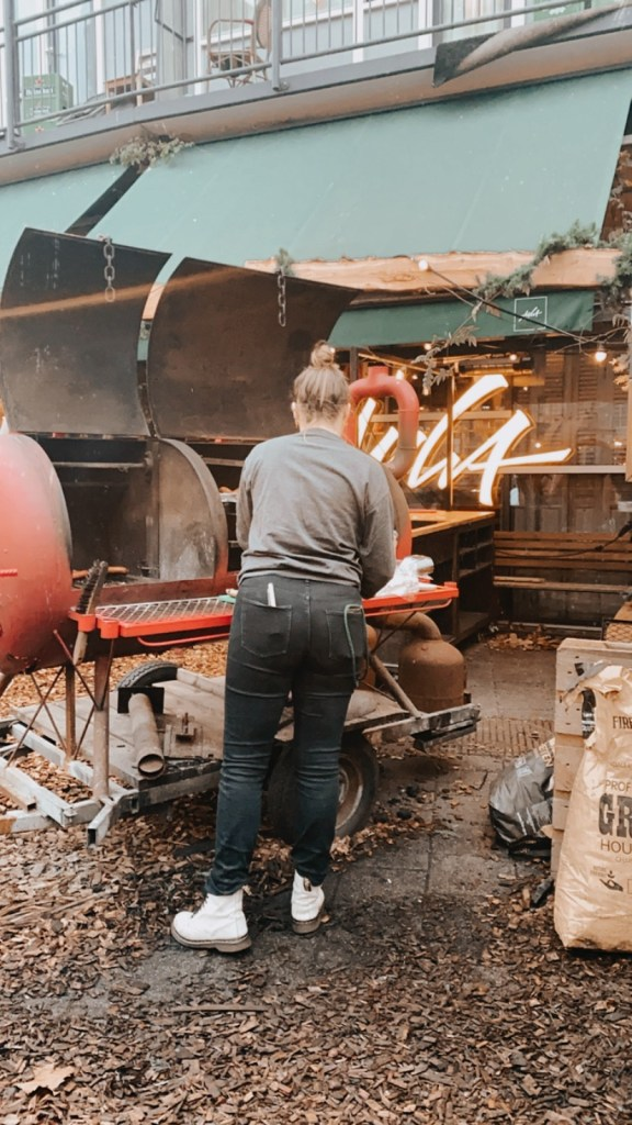 Ayla Rotterdam kerst glühwein