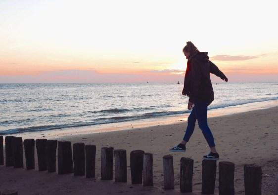 Strand Dishoek Zeeland