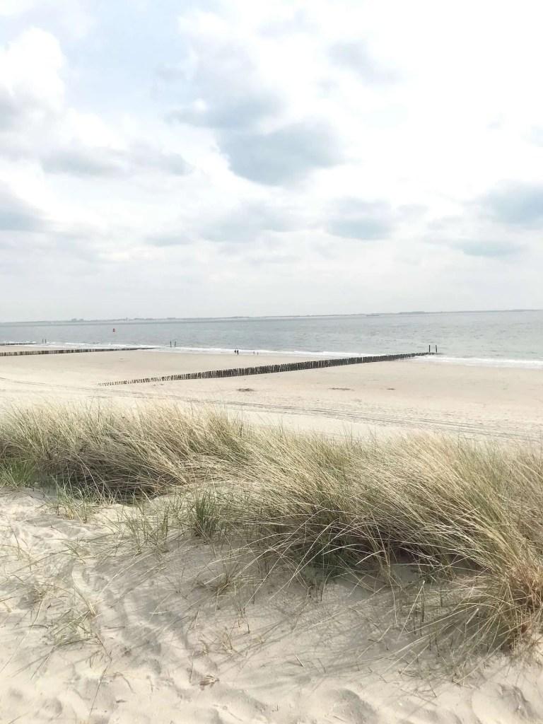 De duinen van Zeeland