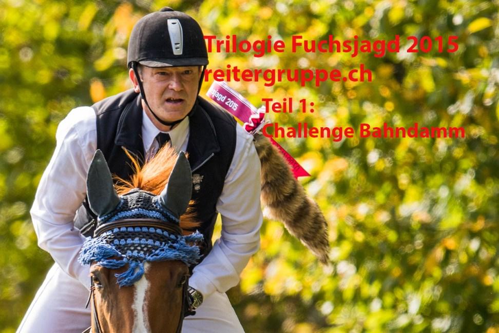Fuchsjagd 2015 - reitergruppe.ch