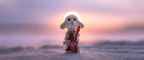 The Passion to create. A passion for music. Or a passion for toys and photography