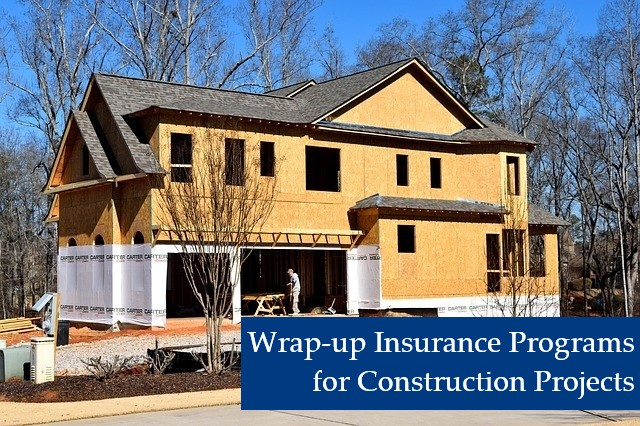 Wrap-up Insurance Programs for Construction Projects