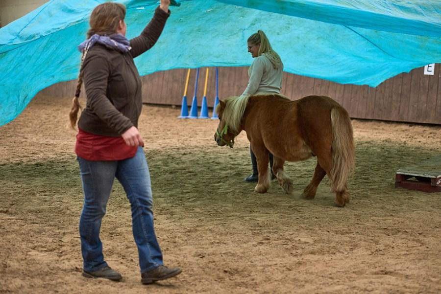 Zirkuskurs mit Heidi Hafen