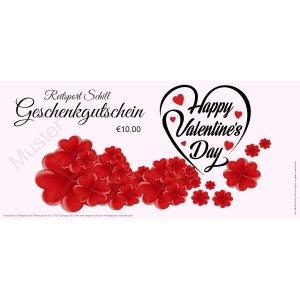 Geschenkgutschein Valentinstag 5