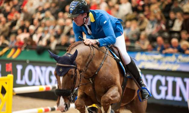 Christian Ahlmann siegt im Longines Global Champions Tour Grand Prix of Paris
