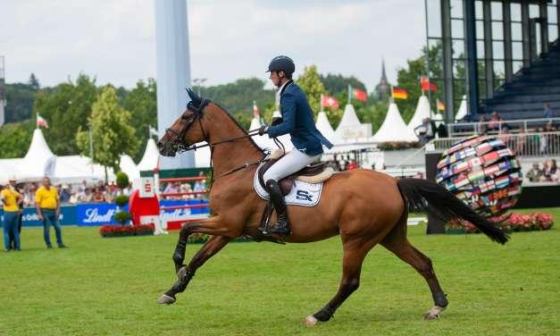 Sieg für Daniel Deusser im RWE Preis von Nordrhein-Westfalen