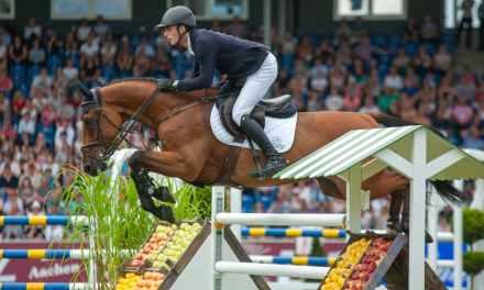 Aachen International Jumping 2020 – Tag 1