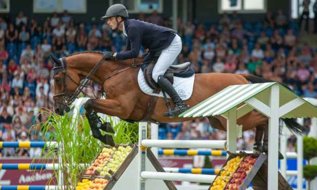 Aachen International Jumping 2020 – Tag 1