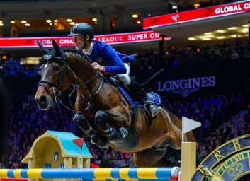 Valkenswaard United, Marcus Ehning, Comme Il Faut