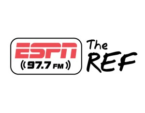 Image result for espn 97.7 the ref