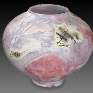 Raku Horsehair Photo