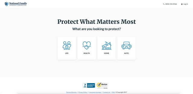 nationalfamily.com - National Family Assurance Corporation