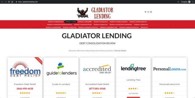 Gladiator_Lending_Scam_Reviews