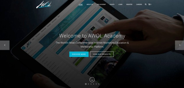 awolacademy.com - AWOL Academy