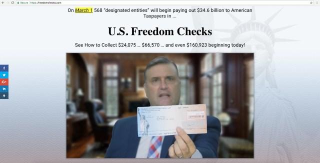 freedomchecks.com - Freedom Checks