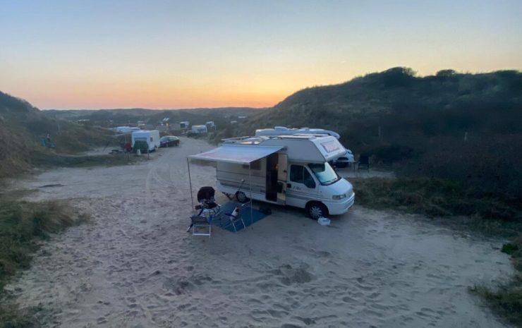 Quick stop camperplaatsen