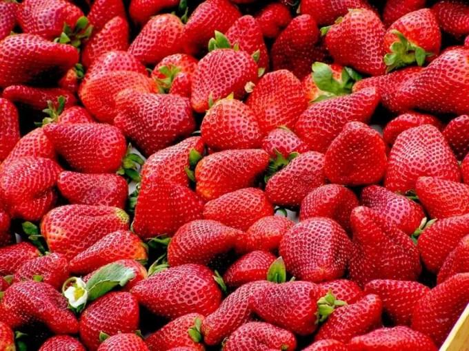 mencegah diabetes dengan strawberry