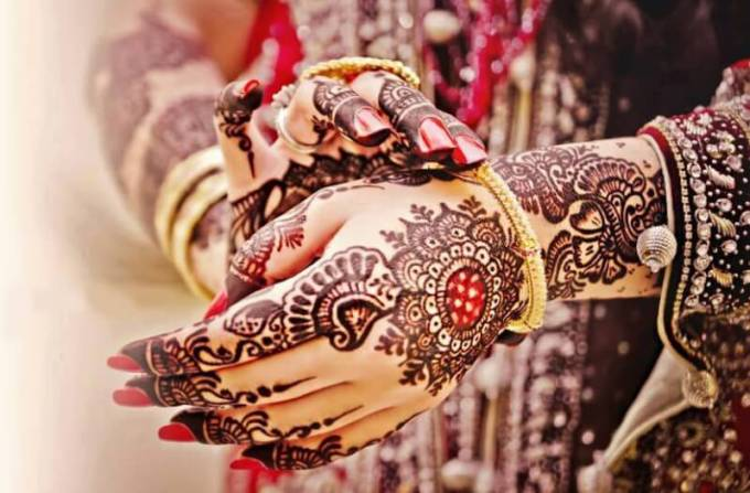 henna pengantin