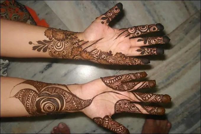ukiran henna