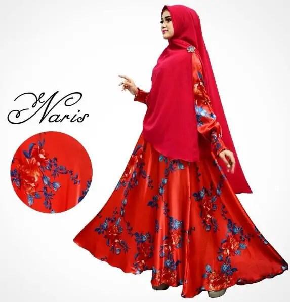 baju syar'i muslimah