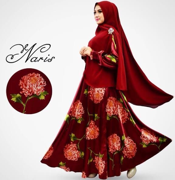 model gamis muslimah terbaru