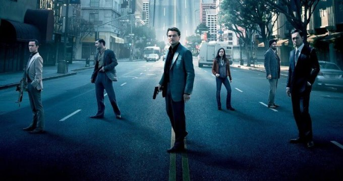 Film Action Terbaik Inception
