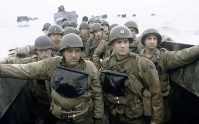 Film Action Terbaik Saving Private Ryan