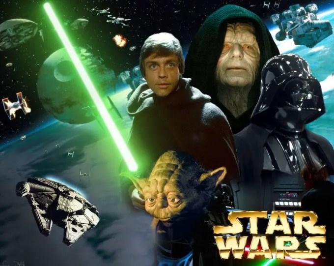 Film Action Terbaik Star Wars Series