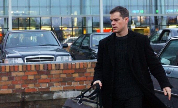 Film Action Terbaik The Bourne Identity