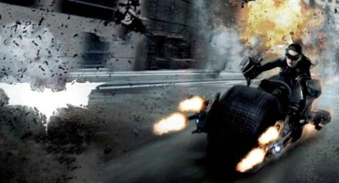 Film Action Terbaik The Dark Knight Rises