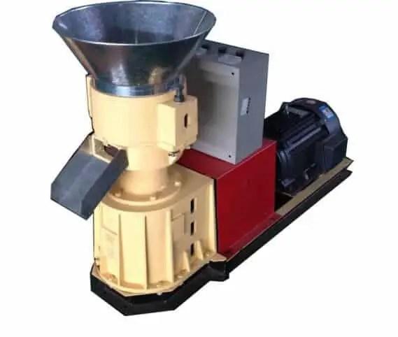 mesin wood pellet kapasitas 150-300kg