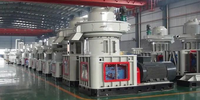 mesin wood pellet kapasitas 2000-3000kg