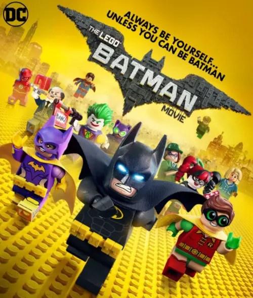Film Animasi The LEGO Batman Movie