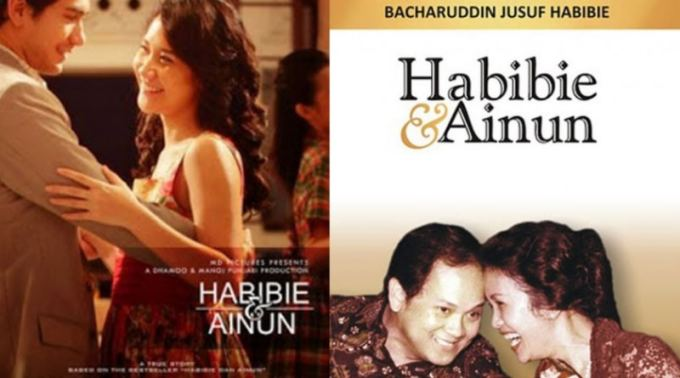 Film Romantis Habibie & Ainun