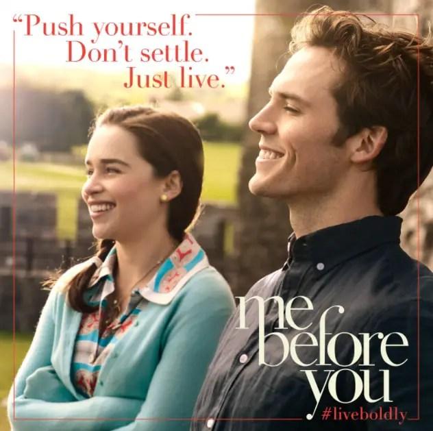 Film Romantis Me Before You