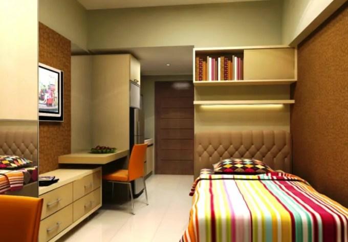 interior rumah minimalis kamar tidur