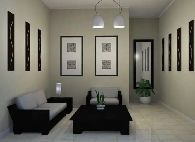 interior rumah minimalis ruang tamu
