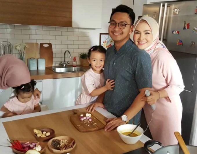 masak bareng keluarga